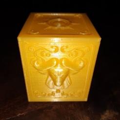 Descargar modelos 3D para imprimir Pandora box Taurus, pablog673