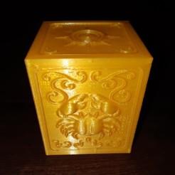 Descargar modelos 3D Pandora box Cancer, pablog673