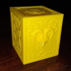 Descargar diseños 3D Pandora box Capricorn, pablog673