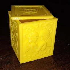Descargar modelo 3D Pandora box Geminis, pablog673
