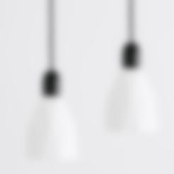 Free stl Geometric Lamp, AOCG