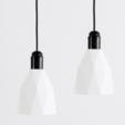 Free 3D file Geometric Lamp, AOCG