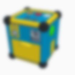 Download 3D print files TonBOX - Case Bumpers!, Beno3D
