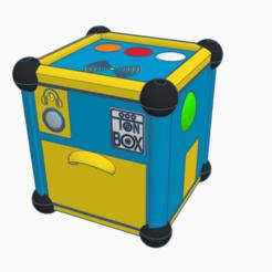 Descargar modelos 3D para imprimir TonBOX - Case Bumpers!, Beno3D