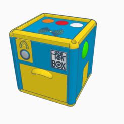 Descargar modelos 3D para imprimir TonBOX V2, Beno3D