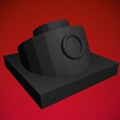 3D file Ring Holder / Ring Display, Elrhik