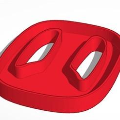 Imprimir en 3D Protector de disco ScubaTector (protector de disco), Elrhik