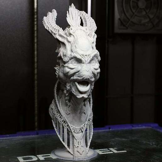 Talumihl_Make_01.jpg Download free STL file Talumihl - Master of Festivities • 3D print design, bendansie