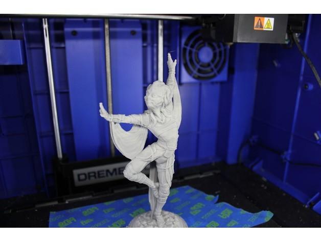 e6decb0cf3d78b47962f2c9433b9ca47_preview_featured.jpg Télécharger fichier STL gratuit Niorsuha the Apprentice • Design pour imprimante 3D, bendansie