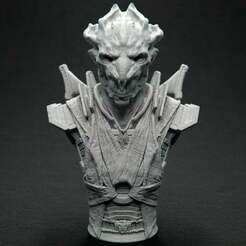 Nyahrr-Thritoni-Print_Front.jpg Download free STL file Nyahrr Thritoni • Design to 3D print, bendansie