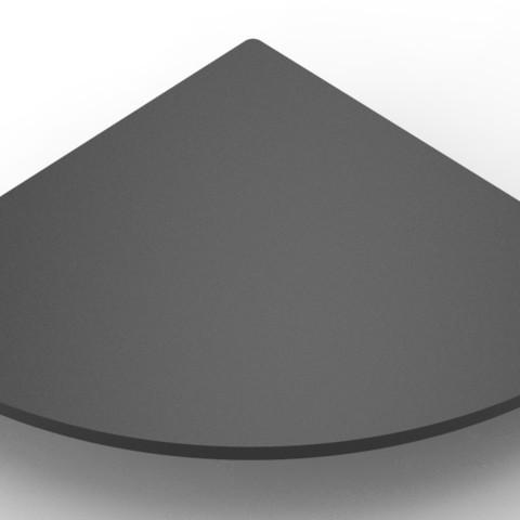 Télécharger fichier impression 3D gratuit Tablette d'angle, stefancornelius14