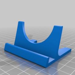 Descargar Modelos 3D para imprimir gratis Soporte de teléfono, iago
