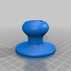 Download free 3D printing templates Coffee Tamper 58mm V2, iago