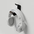 Impresiones 3D Soporta Auriculares Overwatch, Ocean21