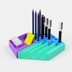 Impresiones 3D gratis Oficina de Dockstation, Ocean21