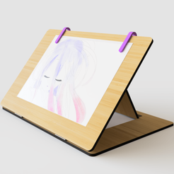 Download 3D print files Tablet Note, Ocean21