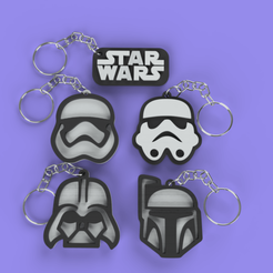 3d_chaveiro_starwars_2019-Jun-19_08-48-15PM-000_CustomizedView7909012669_png.png Télécharger fichier STL PORTE-CLÉS STAR WARS • Objet pour impression 3D, Ocean21