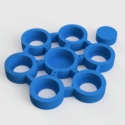 Descargar modelos 3D gratis Prueba de tolerancia, Ocean21