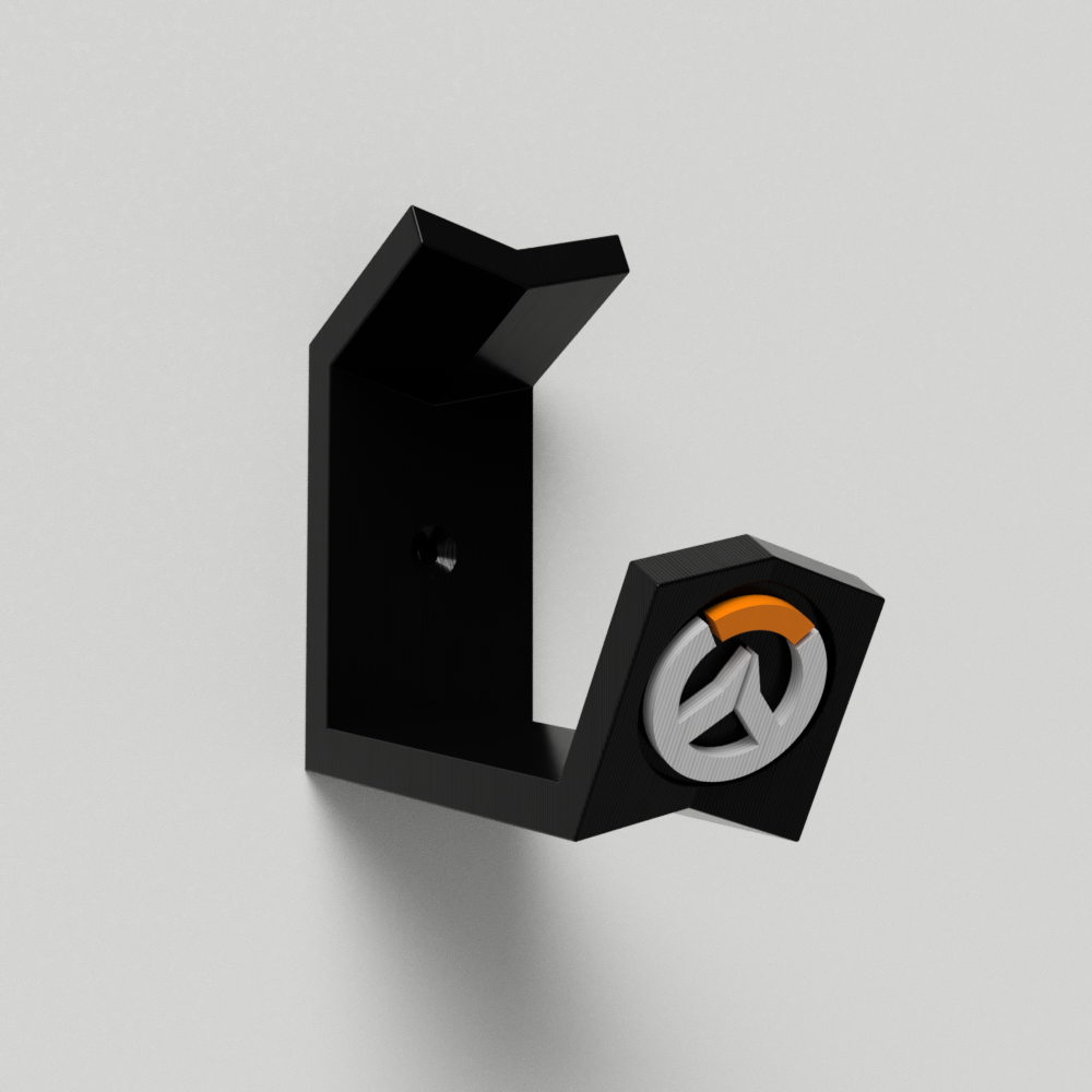 suporte_overwatch_parede_2018-Aug-20_01-54-26AM-000_CustomizedView30828326397_png.png Download STL file Suport Headset Overwatch • 3D printer design, Geandro_Valcorte