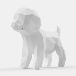 3D print model Poodle Toy Low Poly, Ocean21