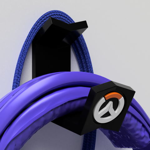 suporte_overwatch_parede_2018-Aug-20_12-48-10AM-000_CustomizedView8683864405_png.png Download STL file Suport Headset Overwatch • 3D printer design, Geandro_Valcorte