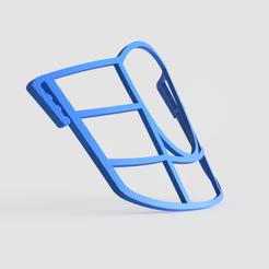 Download 3D printing designs Mask Cross Fit, Ocean21