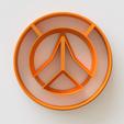Télécharger STL gratuit Coupe-cookie Overwatch, Ocean21