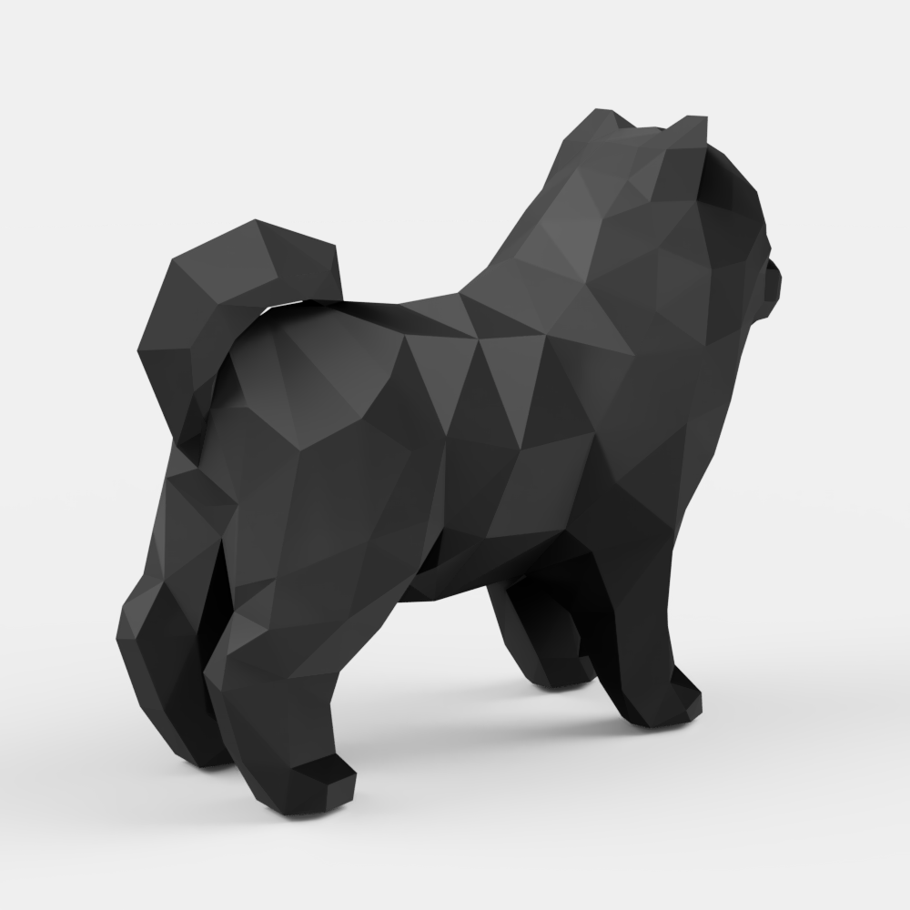lulu_v1_2018-Aug-30_01-00-11AM-000_CustomizedView15944443204_png.png Download STL file Spitz Low Poly • 3D printable design, Geandro_Valcorte