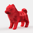 lulu_v1_2018-Aug-30_01-23-44AM-000_CustomizedView1139603901_png.png Download STL file Spitz Low Poly • 3D printable design, Geandro_Valcorte