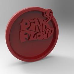 3D file keychan pink floyd, andsnf