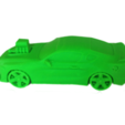 Download 3D printer files 2017 Ford Mustang GT Supercharger, Custom3DPrinting