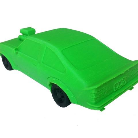 car back.JPG Download STL file Holden Torana A9X Supercharger • 3D print model, Custom3DPrinting