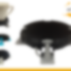 STL files Fortnite Jump Pad Drink Coaster ps4 xbox pc, Custom3DPrinting