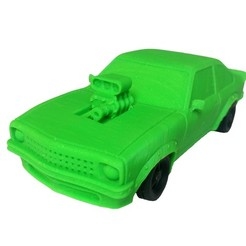 Holden Torana A9X Supercharger 3D printer file, Custom3DPrinting
