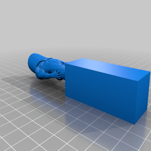 Morugetsoyo.png Download free STL file MORUGETSOYO (BULLETMEN) for miniature wargame terrain • 3D printer object, louiskim92