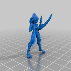 Télécharger fichier OBJ gratuit purple+demon+builder(NSFW) • Design à imprimer en 3D, louiskim92