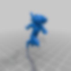 _Culexus_resize.stl Télécharger fichier STL gratuit Assassin nul • Design pour impression 3D, louiskim92