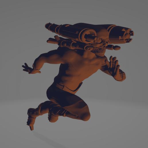 Screenshot_10.png Télécharger fichier STL gratuit Assassin nul • Design pour impression 3D, louiskim92