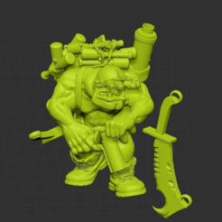 Télécharger fichier imprimante 3D gratuit orc special Operation boy1, louiskim92