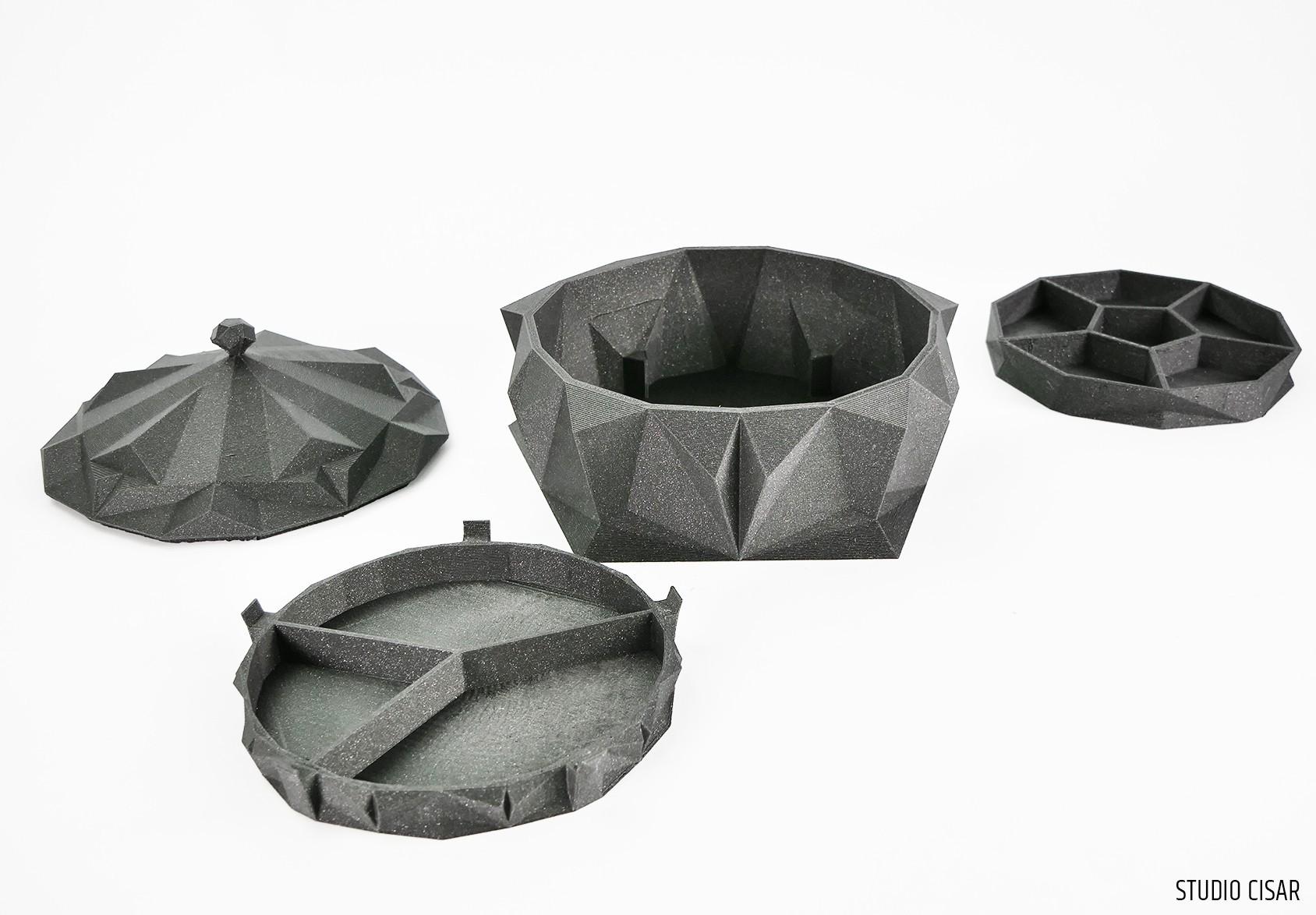 006_Jewelery box A_06.jpg Download STL file CUBISM JEWELLERY BOX • Object to 3D print, cisardom