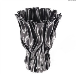 Free 3D printer file Fluid Vase for Josef Prusa, cisardom