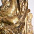 FUME VASE GOLD_03.jpg Download STL file Fume Vase • 3D printable design, cisardom
