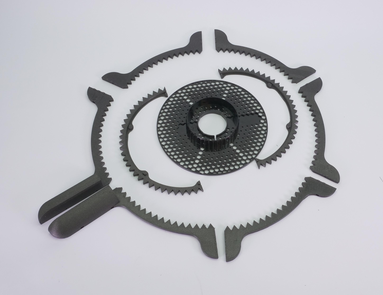 P1133113.JPG Download free STL file SPIROGRAPH - PRUSAMENT SPOOL - reuse idea • 3D print model, cisardom