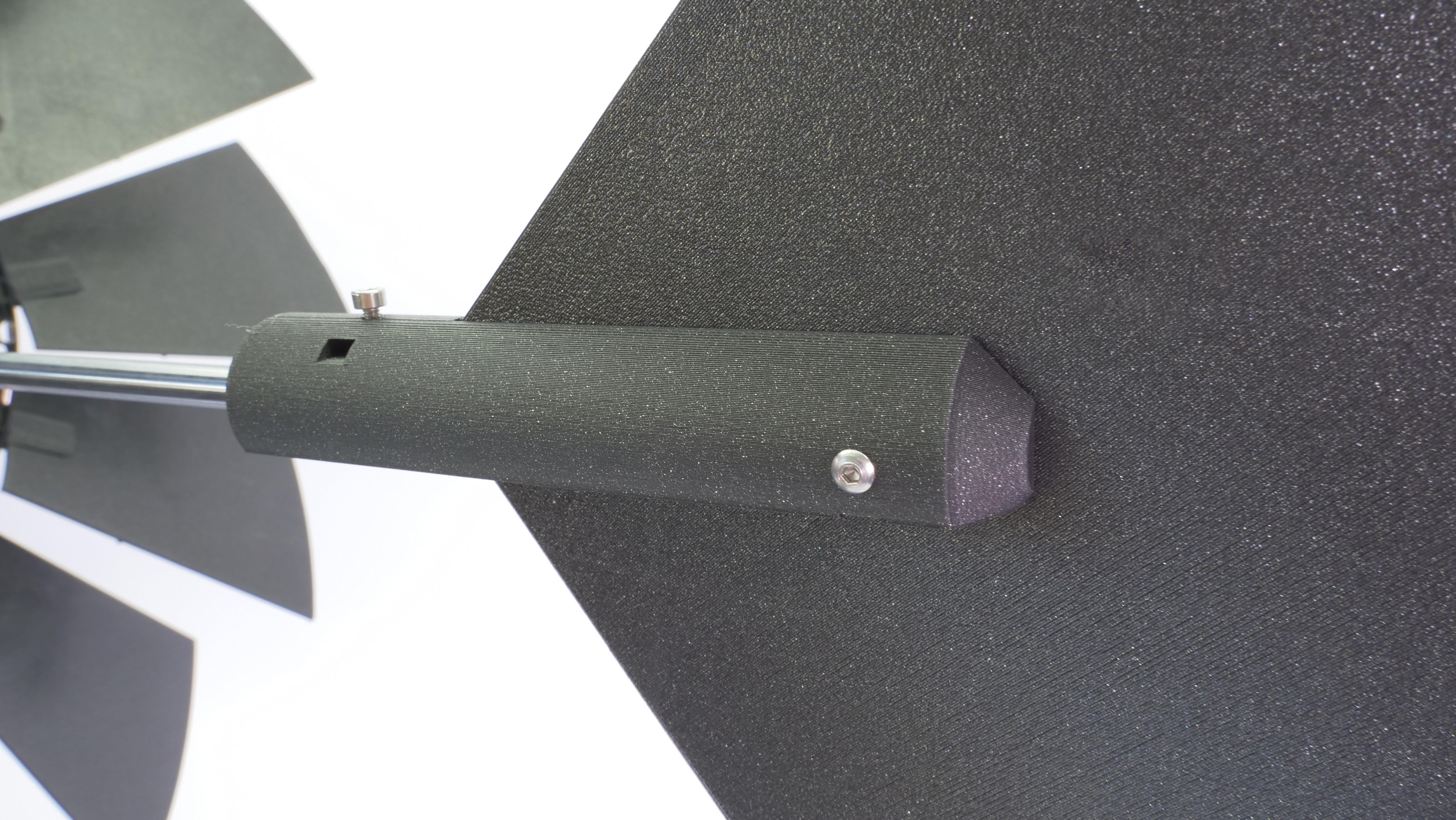 P1133606.JPG Download free STL file WINDMILL - PRUSAMENT SPOOL - reuse idea • 3D printer model, cisardom
