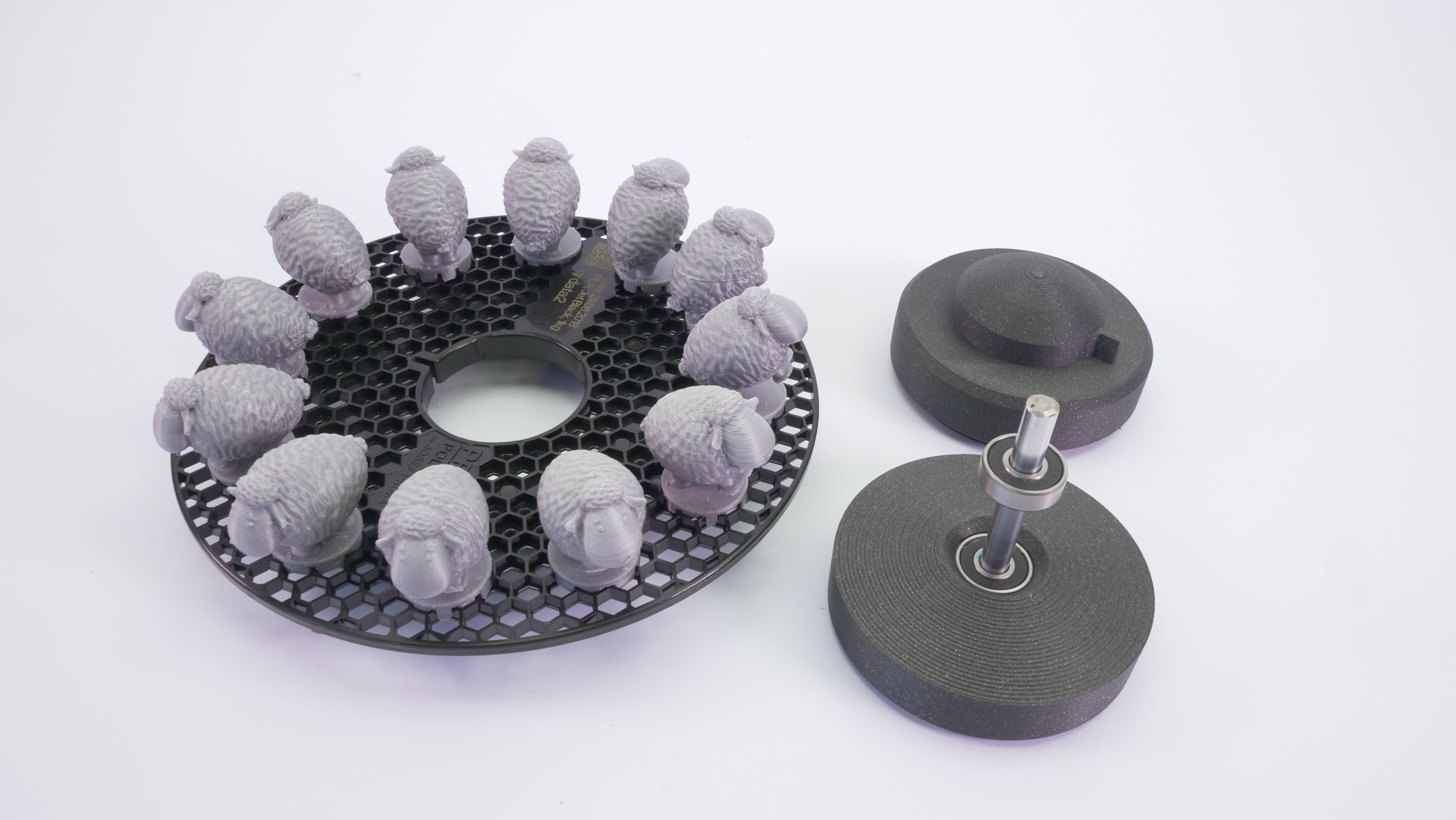 P1133626.JPG Download free STL file SPIROGRAPH - PRUSAMENT SPOOL - reuse idea • 3D print model, cisardom