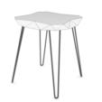 Free 3D printer designs Cubistic stool, cisardom