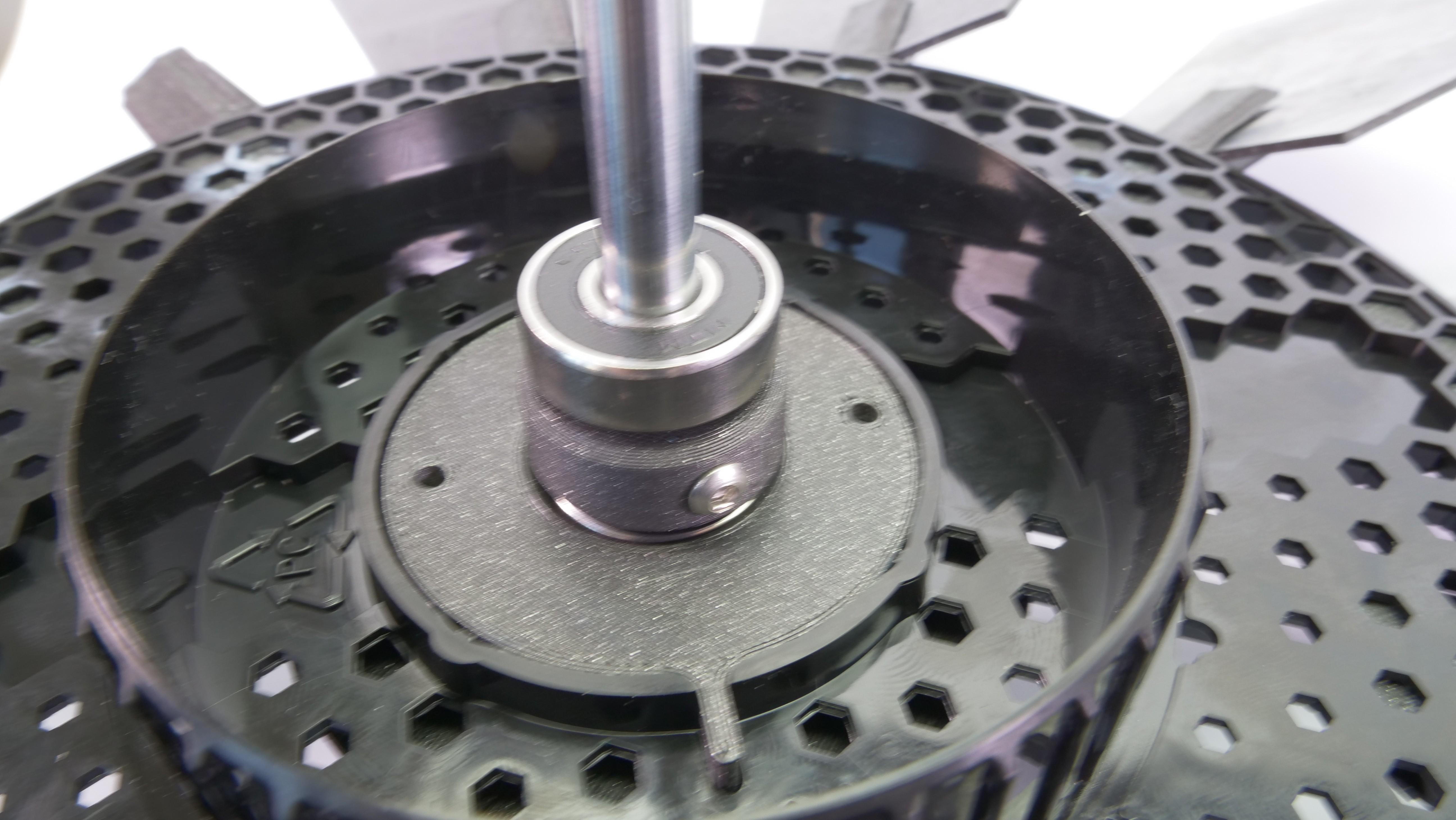 P1133613.JPG Download free STL file WINDMILL - PRUSAMENT SPOOL - reuse idea • 3D printer model, cisardom