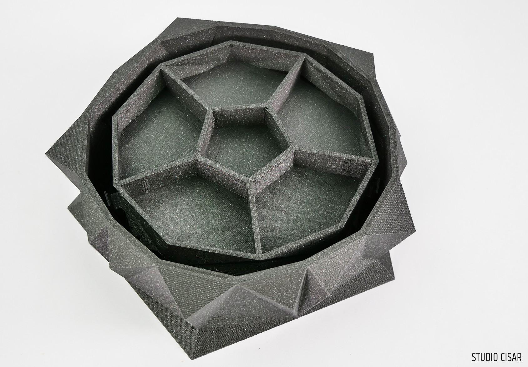 006_Jewelery box A_07.jpg Download STL file CUBISM JEWELLERY BOX • Object to 3D print, cisardom