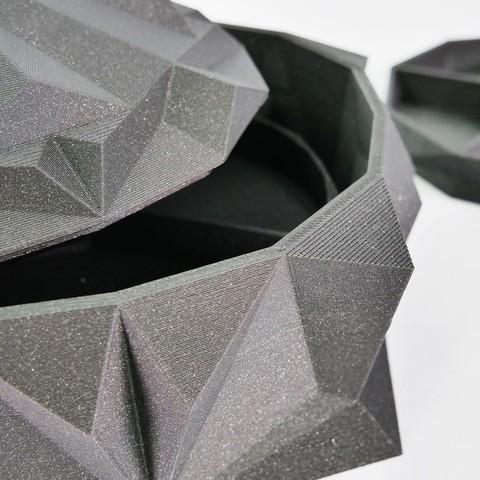 006_Jewelery box A_04.jpg Download STL file CUBISM JEWELLERY BOX • Object to 3D print, cisardom