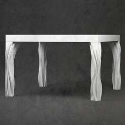 Free 3d model Ikea LACK table LEG hack_NRBS, cisardom